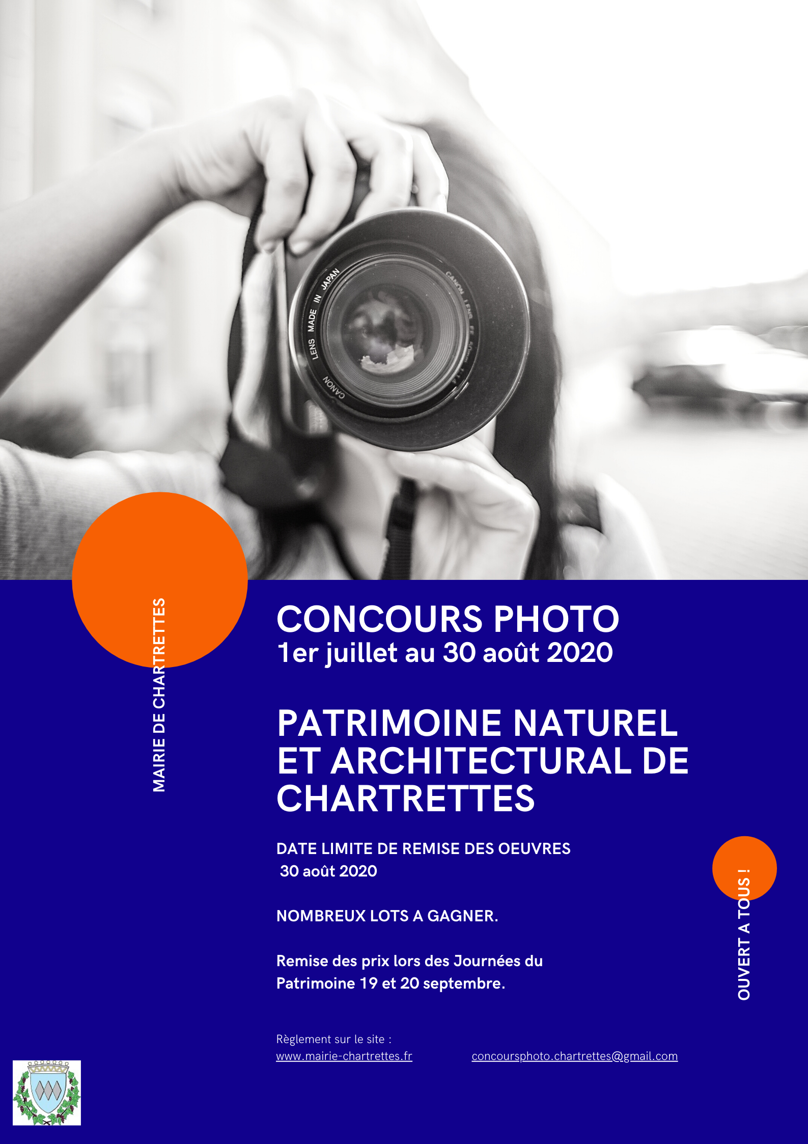 affiche concours photo 2020 png